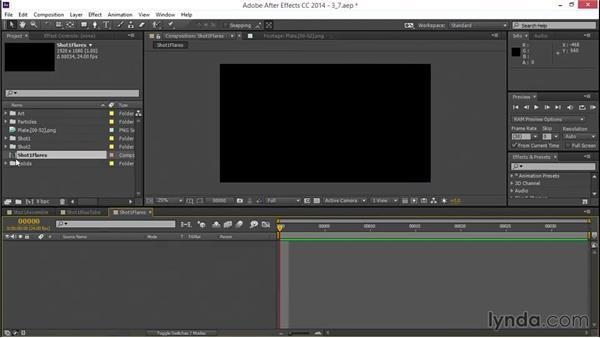 Adding blast flares: VFX Techniques: Creating a Laser Battle