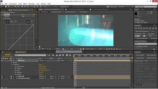 Making custom flares: VFX Techniques: Creating a Laser Battle