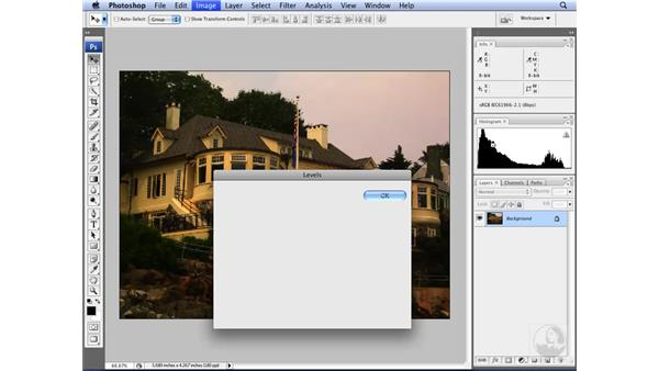 Image adjustment fundamentals: Photoshop CS3 for Designers