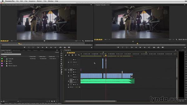 Exporting XMLs and self-contained movies from your NLE: DaVinci Resolve 11 Essential Training