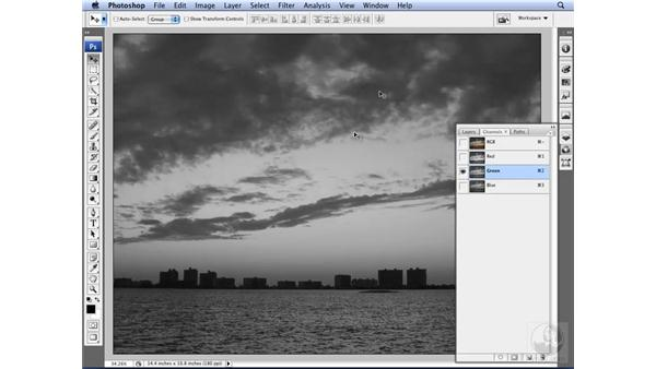 Reducing noise: Photoshop CS3 for Designers