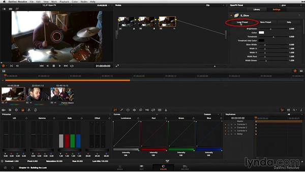 OpenFX: Using third-party plugins: DaVinci Resolve 11 Essential Training