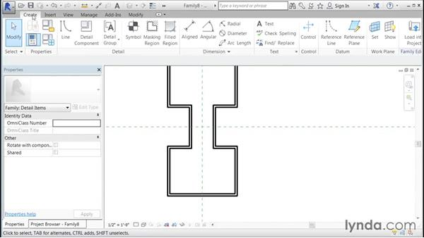 Detailing mullions: Building Curtain Walls with Revit