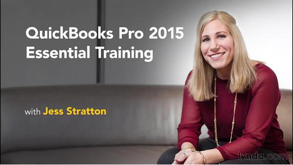 Next steps: QuickBooks Pro 2015 Essential Training