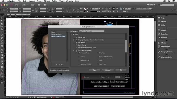 Welcome: InDesign Insider Training: Preflight and Printing