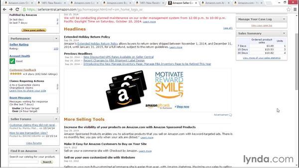 Understanding customer feedback: Selling on the Amazon Marketplace