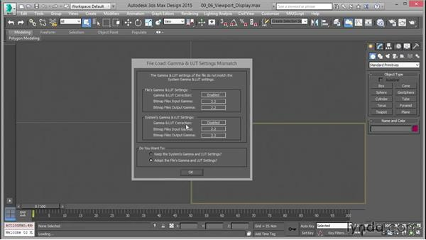 Gamma handling: Mastering UVW Mapping in 3ds Max