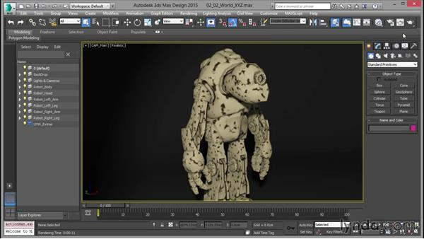 World XYZ: Mastering UVW Mapping in 3ds Max