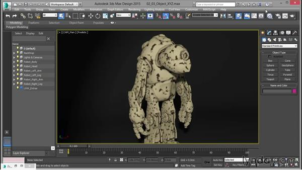 Object XYZ: Mastering UVW Mapping in 3ds Max