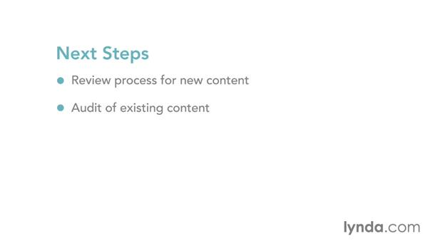 Next steps: Writing for the Web