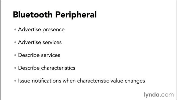 Understanding centrals and peripherals: Programming the Internet of Things with iOS