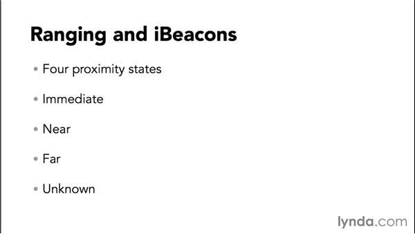 Ranging and iBeacons: Programming the Internet of Things with iOS