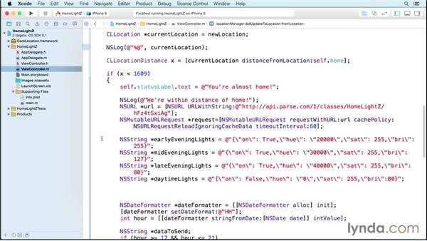 Developing HomeLightz: iOS: Programming the Internet of Things with iOS