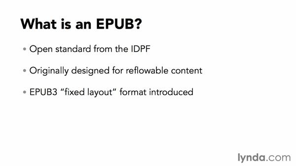 EPUB basics: Creating EPUBs from a Word Document