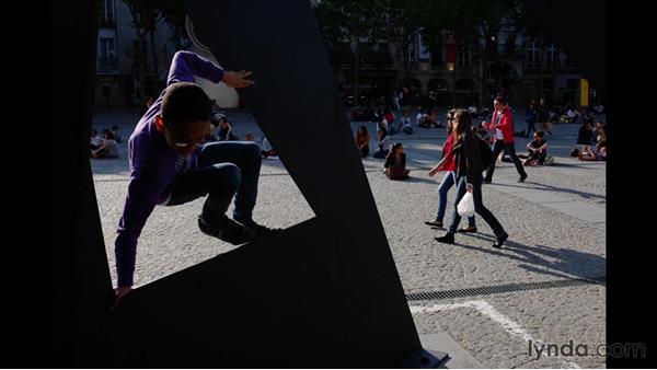 Shoot: At the Pompidou Center: The Traveling Photographer: Paris