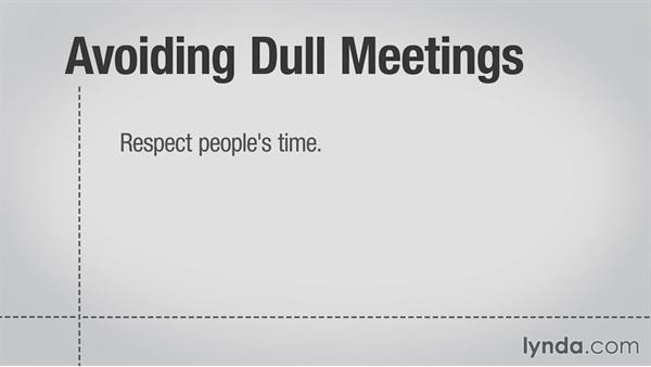 Why most meetings are a drag: Collaborative Design: Managing a Team