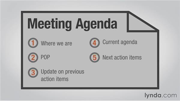 Crafting the agenda: Collaborative Design: Managing a Team