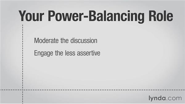 Understanding power dynamics: Collaborative Design: Managing a Team