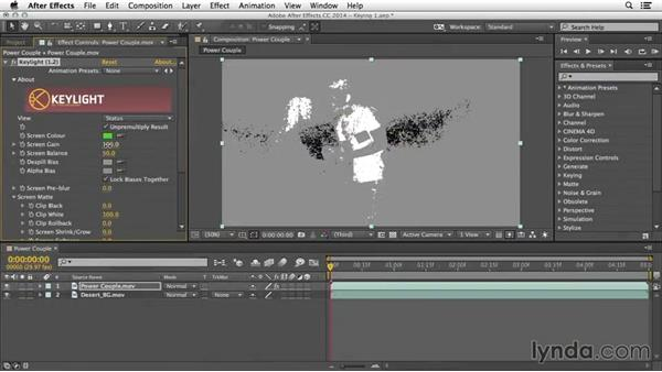 Welcome: After Effects Tips and Techniques: Compositing and Effects