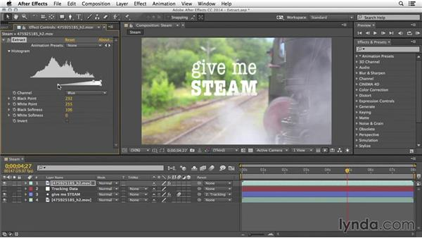 Keying smoke and water: After Effects Tips and Techniques: Compositing and Effects