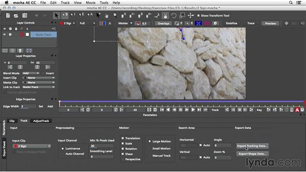Matching shutter phase: After Effects Tips and Techniques: Compositing and Effects