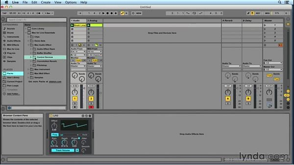 Ableton Live as a modular environment: Up and Running with Max for Live