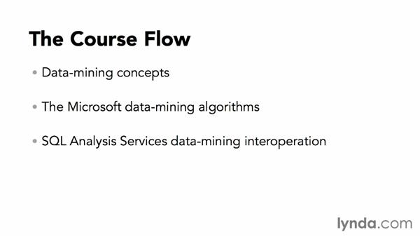 What you should know before watching this course: Excel Data-Mining Fundamentals