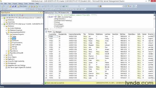 Understanding mining structures: Excel Data-Mining Fundamentals