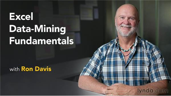 Next steps: Excel Data-Mining Fundamentals