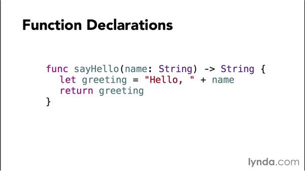 Introducing the Swift programming language: iOS 8 SDK New Features