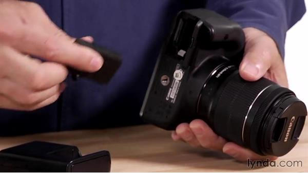 Powering up: Up and Running with the Canon Rebel SL1 (100D and Kiss X7)