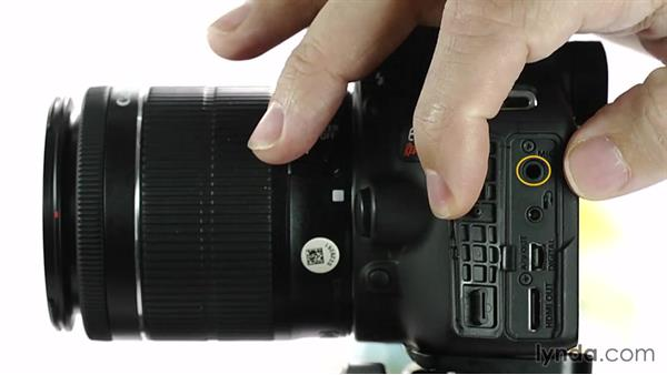 Shooting video: Up and Running with the Canon Rebel SL1 (100D and Kiss X7)