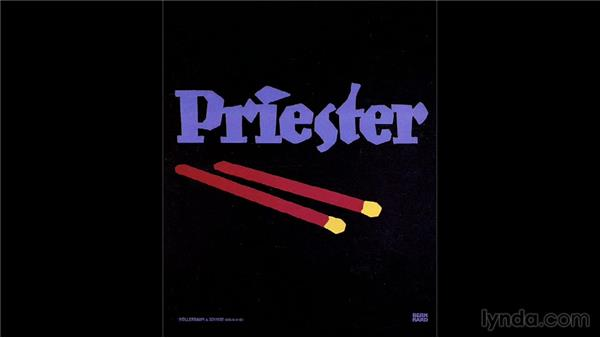 German posters: Foundations of Graphic Design History