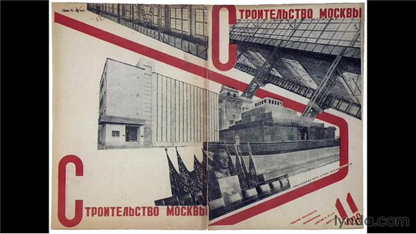 The Soviet Revolution: Foundations of Graphic Design History