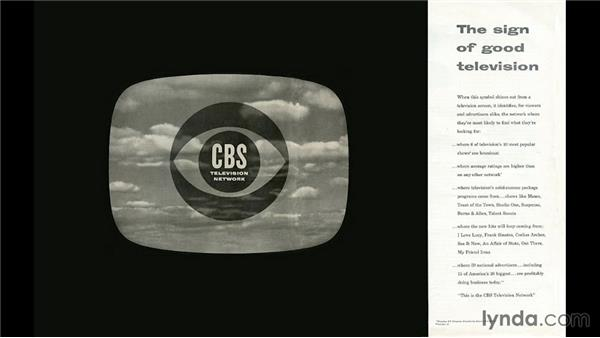 American corporate identity: Foundations of Graphic Design History