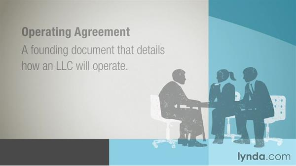 Creating An Operating Agreement