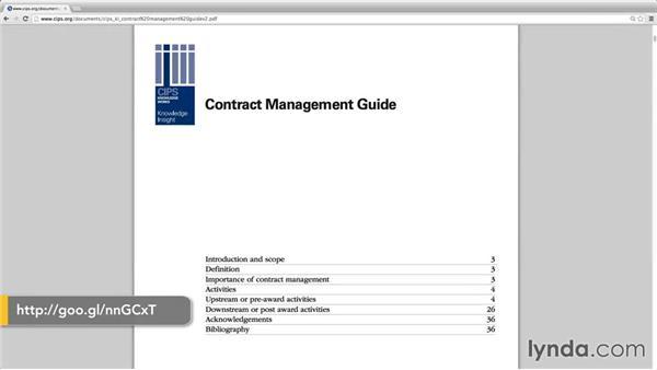Next steps: Managing Project Procurement
