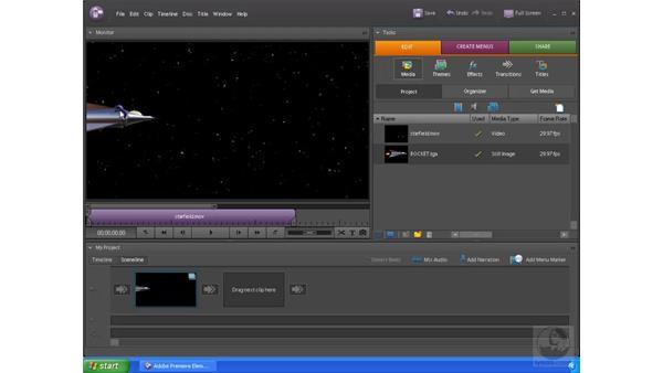 Understanding animation concepts: Premiere Elements 4 Essential Training