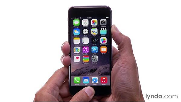 Rebooting: iOS 8: iPhone and iPad Essential Training