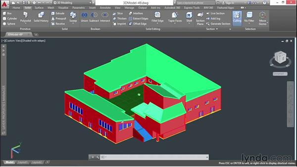 What you should know before watching this course: 3D Architectural Modeling with AutoCAD