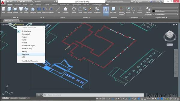 Rotating objects in 3D: 3D Architectural Modeling with AutoCAD