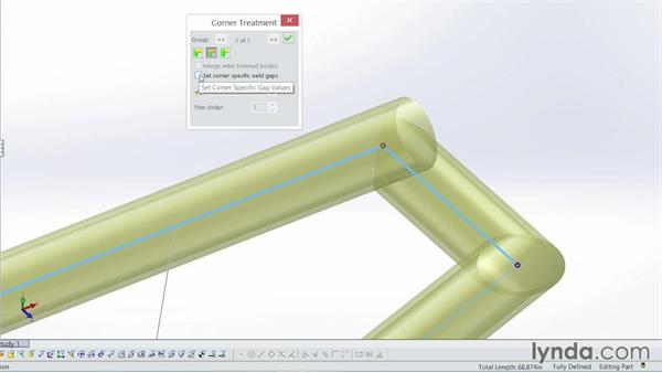 Welcome: Weldments with SOLIDWORKS