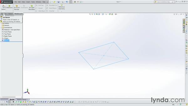 What are weldments, and why should we use them?: Weldments with SOLIDWORKS