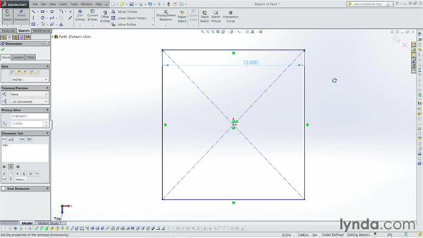 Creating custom profiles: Weldments with SOLIDWORKS
