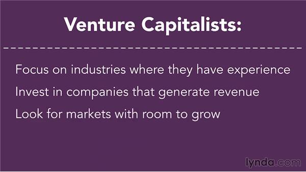 The VC mindset