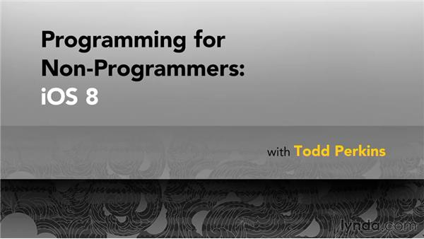 Next steps: Programming for Non-Programmers: iOS 8