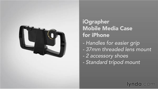 Mounting the iPad in an iOgrapher: Video Gear Weekly