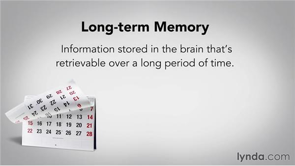 How your memory works: Speed Reading Fundamentals