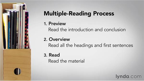 Tips for reading magazine articles: Speed Reading Fundamentals