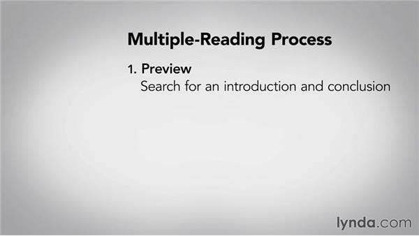 Tips for reading textbooks and technical material: Speed Reading Fundamentals